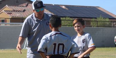 Arizona FC 2009 Head Coach Kyle Huttenhow