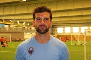 Arizona FC 2004 boys coach Matt Gow
