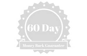60 Day Money Back Guarantee, Will refund 100% of your money. Risk Free.