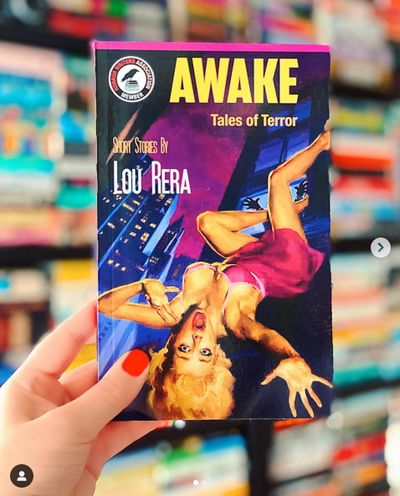 Reviewer's picture of AWAKE by Lou Rera, book cover