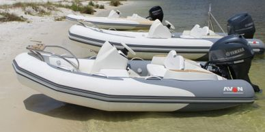 Avon SeaSport Inflatable Boat