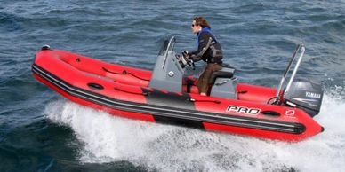 Pro 550 Inflatable Boat