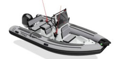 Zodia Pro Inflatable Boat