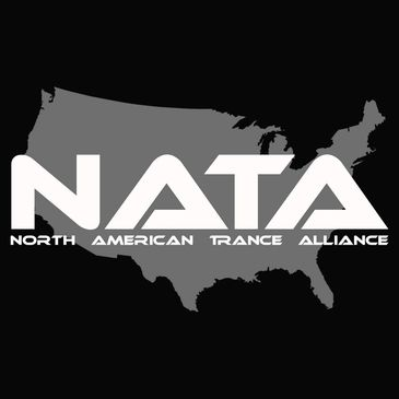 North American Trance Alliance logo, representing the Denver, Las Vegas, and Portland communities