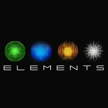 Logo for Elements, Seattle's deep & progressive events series