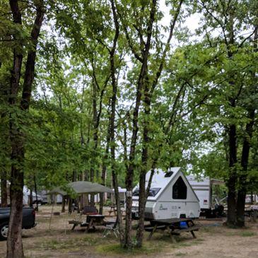 Indian Rock RV Park & Campground - Rv Park, Campground, Six