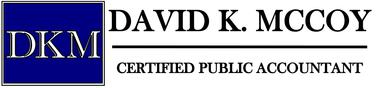 David K. McCoy, CPA, An Accountancy Corp