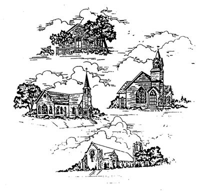 The four Methodist Churches of Mason
