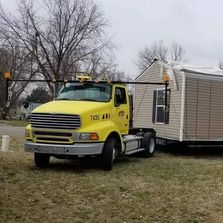 From new mobile homes to used. We move them all.