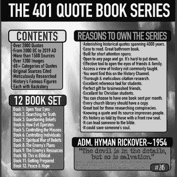The 401 Book comes in various formats to suite various needs from reference manual to novel format.