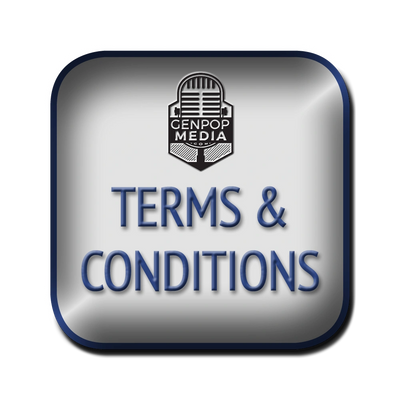 Terms & Conditions of Service for GenpopMedia and the 401 Quote Series