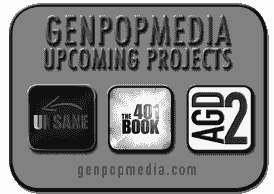 GenpopMedia upcoming productions include Unsane, The 401 Book & Anatomy of a Great Deception 2.