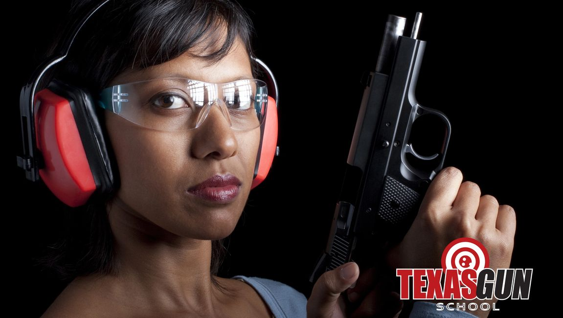 New gun shooter lessons and learning to safely handle a firearm