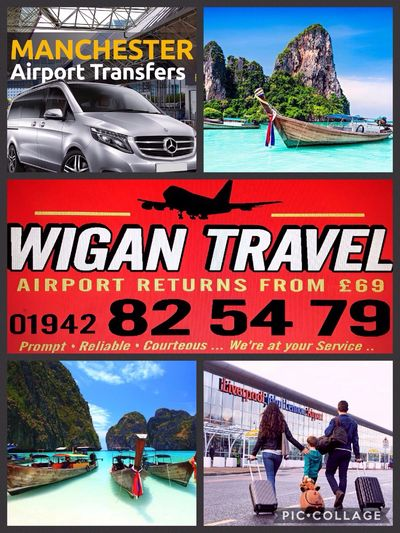 WIGAN TRAVEL AIRPORT TRANSFERS