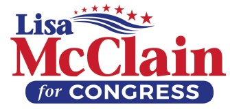 LISA MCCLAIN FOR CONGRESS