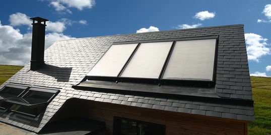 Kingspan solar thermal flat plate panels fpw 21