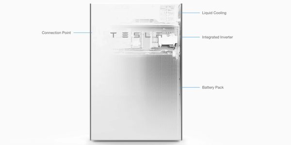 Tesla Powerwall 2 design