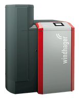 Windhager BioWIN 2 Touch Biomass Wood Pellet Boiler