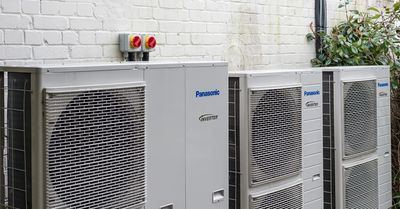 Panasonic Aquarea Air Source hEAT pump annual service and maintenance