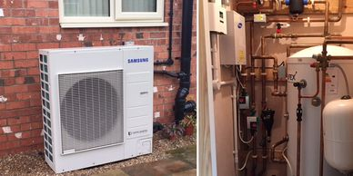 Samsung EHS Heat Pump Service repair and maintenance