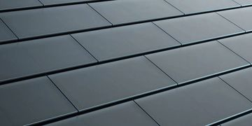 Tesla Solar Roof Tiles Smooth Finish