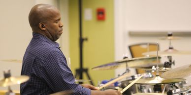 Back to Basics drum workshop 2016, Starring Will Kennedy, JD Blair, Darrell Tibbs, and Marcus Pope