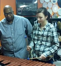 Pope's School of Percussion, Marcus Pope, percussion, drum lessons, mallets