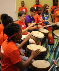 Back to Basics, Marcus Pope, Pope's School of Percussion, drum workshop