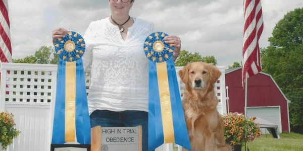 Award Winning Dog Obedience Trainer