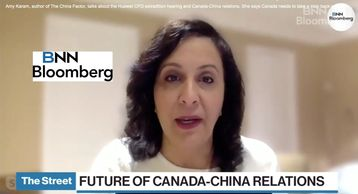 Canada-China  Relations will need a reset after  Huawei case china expert