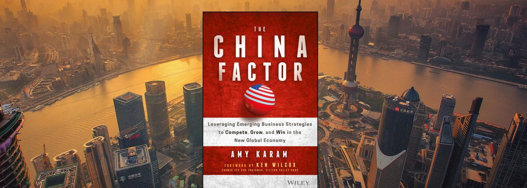 BUY THE CHINA FACTOR ON AMAZON