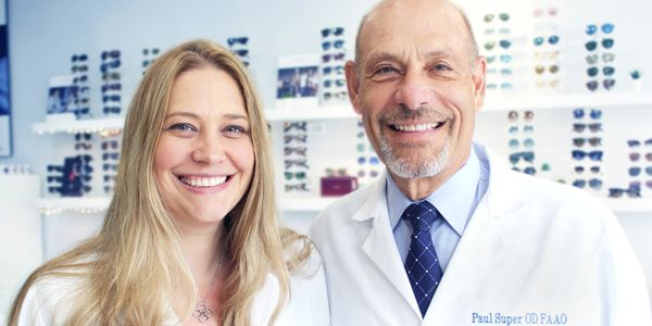 Dr. Ivor-Smith and Dr. Paul Super Photo, cataracts, cornea transplants, refractive surgery, LASIK