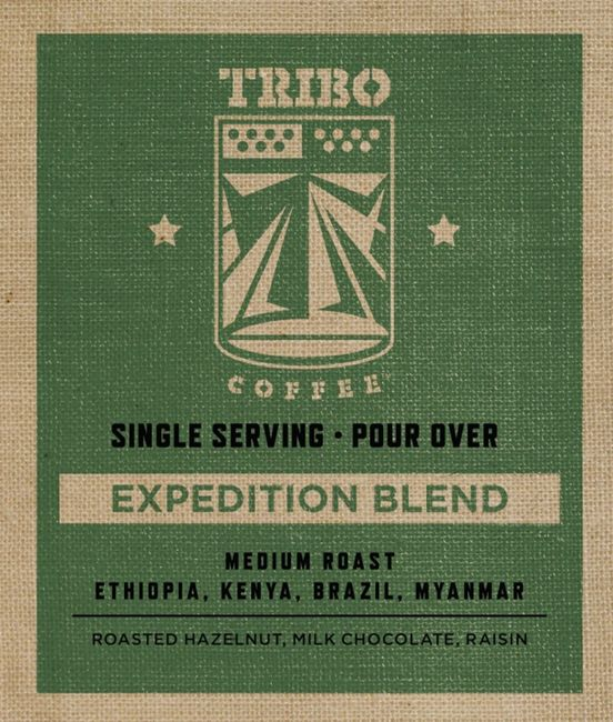 best coffee blends.  expedition blend.