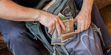 Backpacking gear.  Portable coffee.  Best coffee gadgets.  Best travel coffee makers.