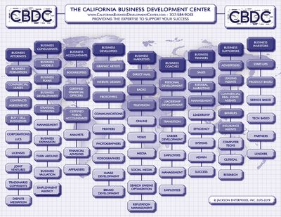 California Business Development Center for Business Success
