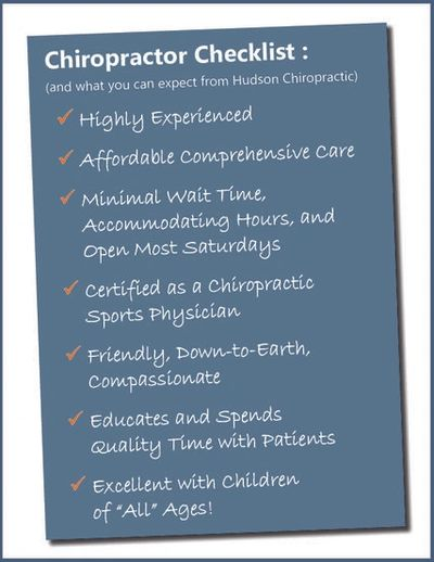 Hudson Chiropractic serves Hudson, Twinsburg, Kent, Stow, Cuyahoga Falls, and surrounding communites