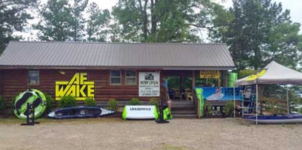 AF Wake Store Front 1881 Eaton Ferry Rd. Littleton, NC