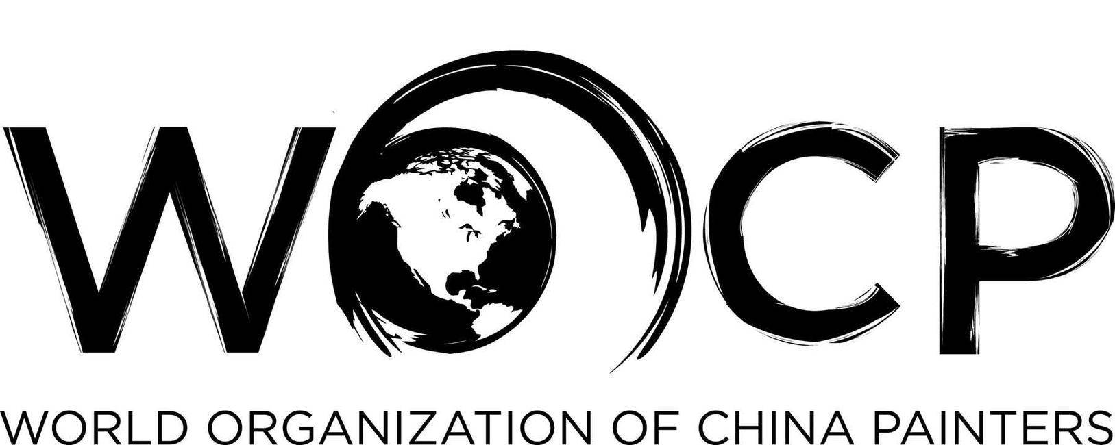 New 2020 logo for the World Organization of China Painters