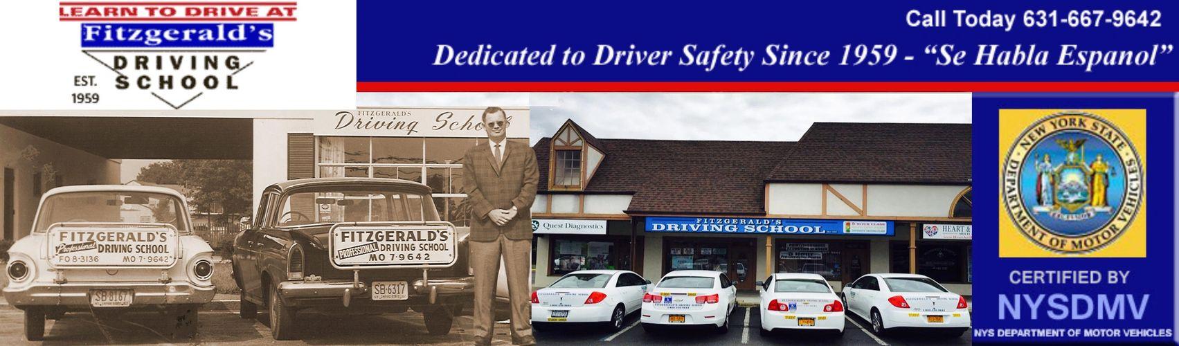 Fitzgeralds Driving School