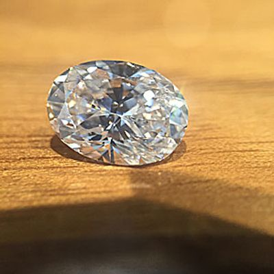 Diamond Cutters, Rehs Co, Inc. Oval Diamond