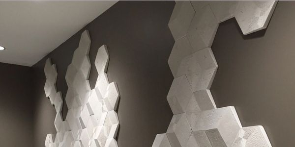 Hive Tiles by Real Stone Systems