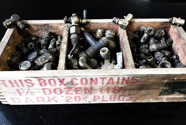 Old School Vintage Parts - Vintage Motorcycle Parts, Restoration