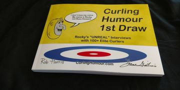 Curling Humour Book