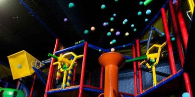Ballocity/children's play structure