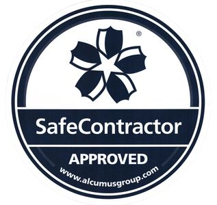 Safe Contractor Approved OY4095