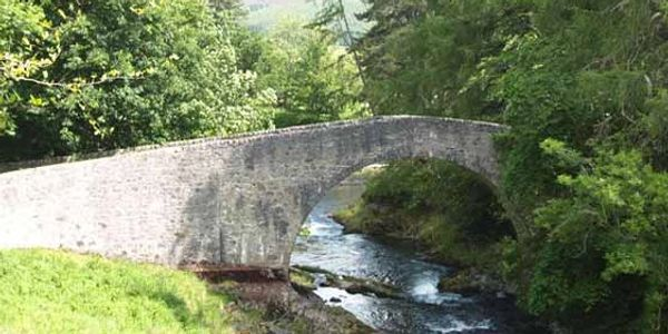 Bridge of Poldhulie Strathdon