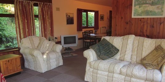 Accommodation, The Garden House, Strathdon, Cairngorm Mountains
