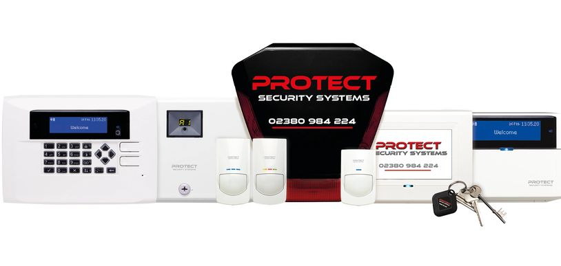 Protect Security Systems - Intruder Alarm installation in Southampton  Protect Security Systems - In