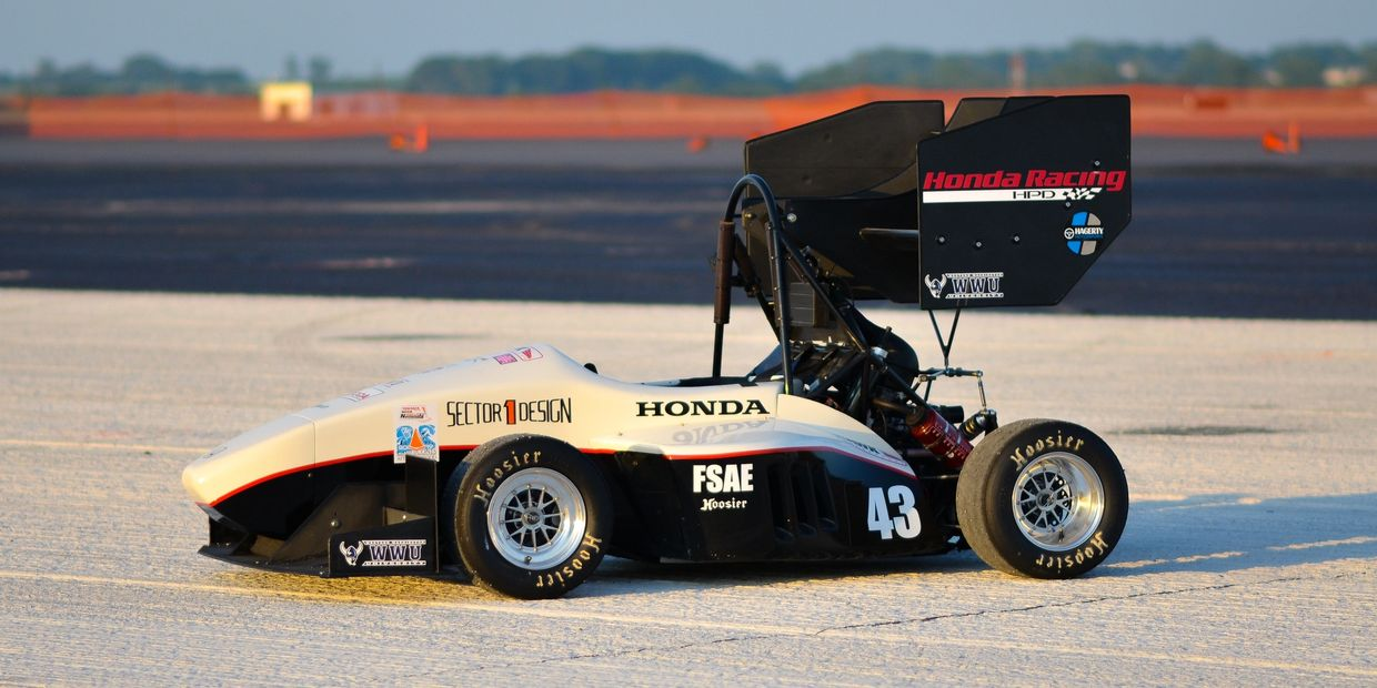 Sector One Design Viking 43 FSAE