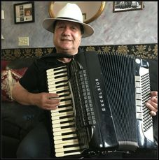 Bill Moretti- accordion